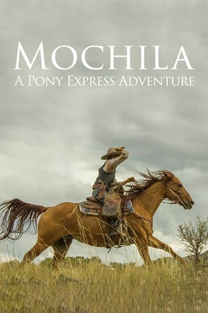 Pochette du film Mochila: A Pony Express Adventure