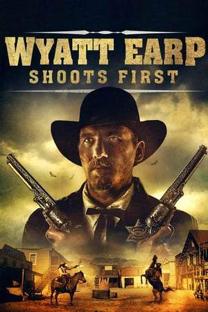 Pochette du film Wyatt Earp Shoots First