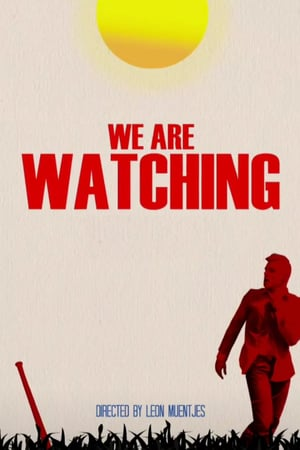 Pochette du film We Are Watching